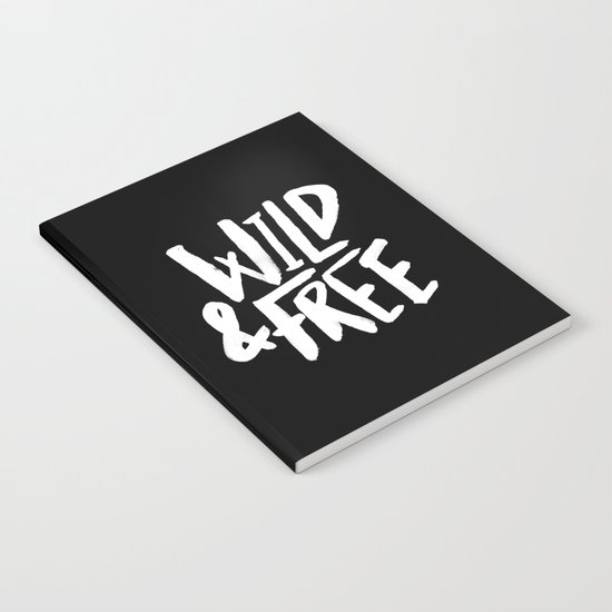 Wild and Free II Notebook