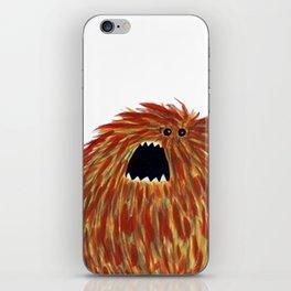 Poofy Chewbacca iPhone Skin