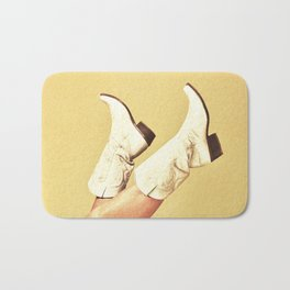 These Boots Bath Mat