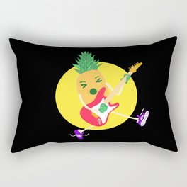 Punk Ananas Rectangular Pillow