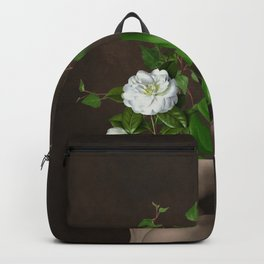 Tropical Girl 1 Backpack