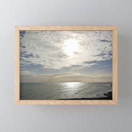 Good Afternoon Framed Mini Art Print
