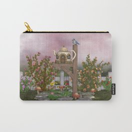 Seasons Mailbox Spring Carry-All Pouch