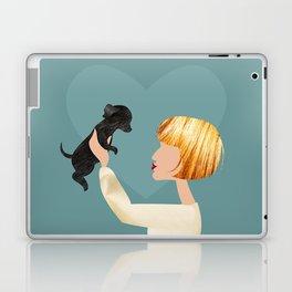 Puppy Laptop & iPad Skin