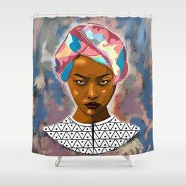 Binta Shower Curtain
