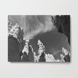 Hoodoos of the Navajo Trail Metal Print