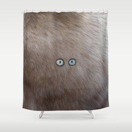 Grrrrr 2 Shower Curtain