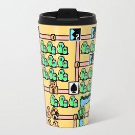 Super Mario Bros 3 World 1 Travel Mug