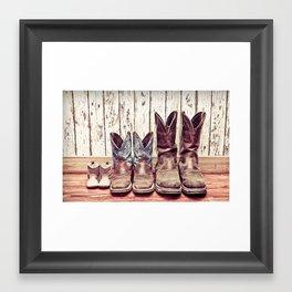 Welcome, Baby Framed Art Print