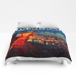 Atlantic City New Jersey Travel Comforters