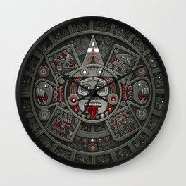 Stone of the Sun I. Wall Clock