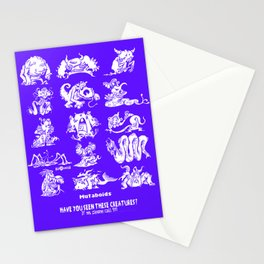 Mutaboids Stationery Cards