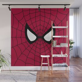 Spider man superhero Wall Mural