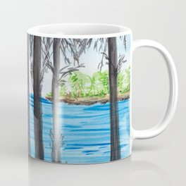 Kawela Bay, Oahu Hawaii Coffee Mug