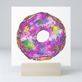 Psychedelic Phrosted Doughnut Baker's Dozen #1 Mini Art Print