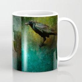 Crow House Coffee Mug