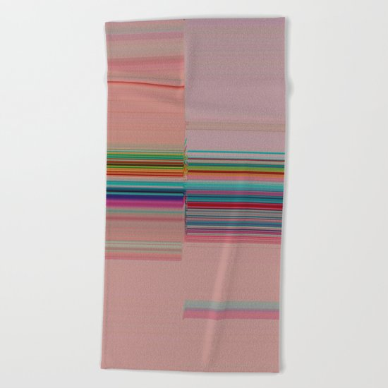 Off-Kilter Beach Towel