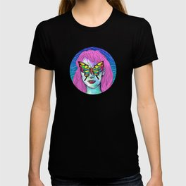Butterfly Eyes T-shirt