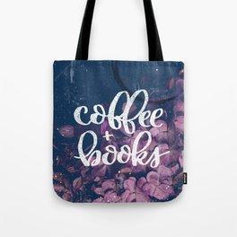 Coffee + Books Tote Bag