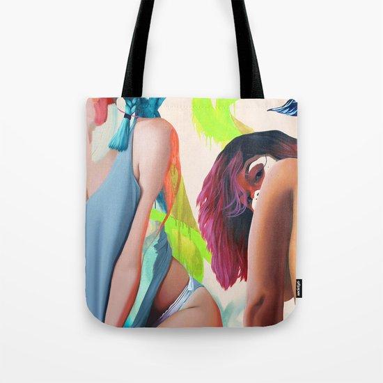 G & T Tote Bag