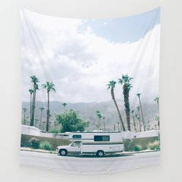 California Camper Wall Tapestry
