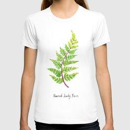 Eared Lady Fern T-shirt
