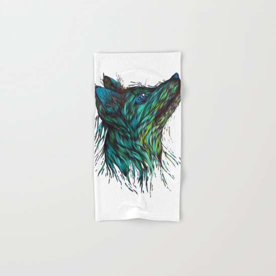 Sea Fox Hand & Bath Towel