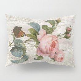 Roses Nostalgie Pillow Sham