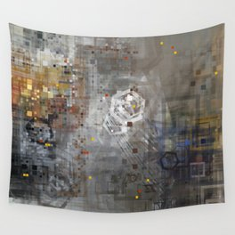 Aerial Wall Tapestry