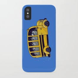 Off to School iPhone Case