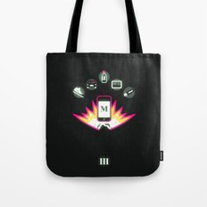 III. The Great Game Tote Bag