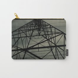 Power Lines Carry-All Pouch