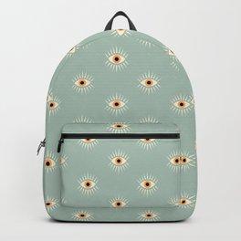 Yellow Eye Backpack