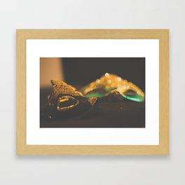 Concealed Framed Art Print