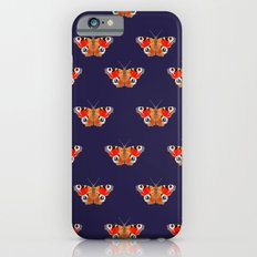 Geometric Butterfly pattern Slim Case iPhone 6s