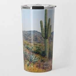 Spring in the Desert Travel Mug