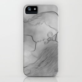 Sexy Abstract 71 iPhone Case
