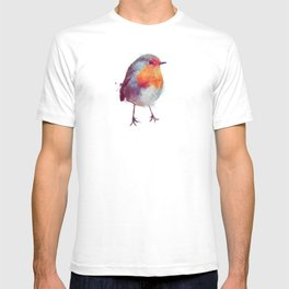 Winter Robin T-shirt