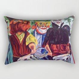 The Beat Goes On Rectangular Pillow