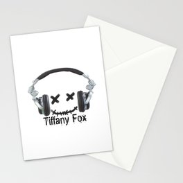 Tiffany Fox DJ Stationery Cards