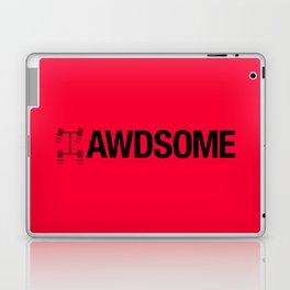 AWDSOME v4 HQvector Laptop & iPad Skin