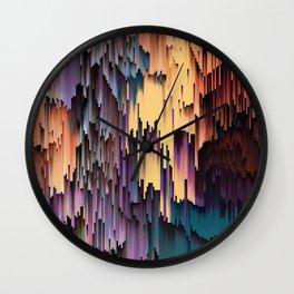 Endlesss Streams Wall Clock
