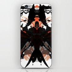 Rorschach Samurai iPhone & iPod Skin