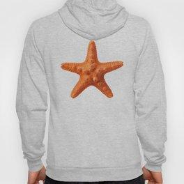 Orange starfish Hoody