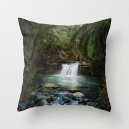 The Jungle 2 Throw Pillow