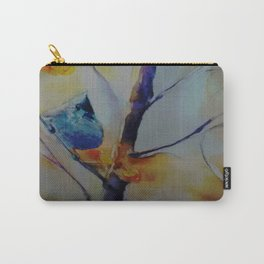 Unique Perspective Birdlife watercolor by CheyAnne Sexton Carry-All Pouch