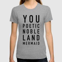 Land Mermaid T-shirt