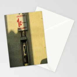Long distance  Stationery Cards
