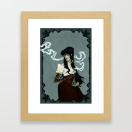 The Enchanted City MAD Scientist 2018 Framed Art Print