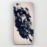 guitar iPhone & iPod Skins featuring guitar by Tanya_tk
